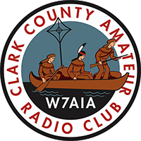 the Clark County Amateur Radio Club logo